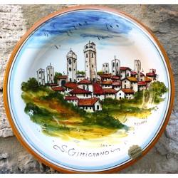 Piatto San Gimignano