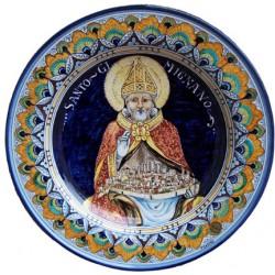 Piatto Santo Gimignano